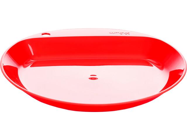 Wildo Camper Plate Flat Red